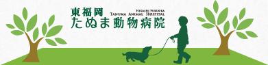 東福岡たぬま動物病院 動画でご案内